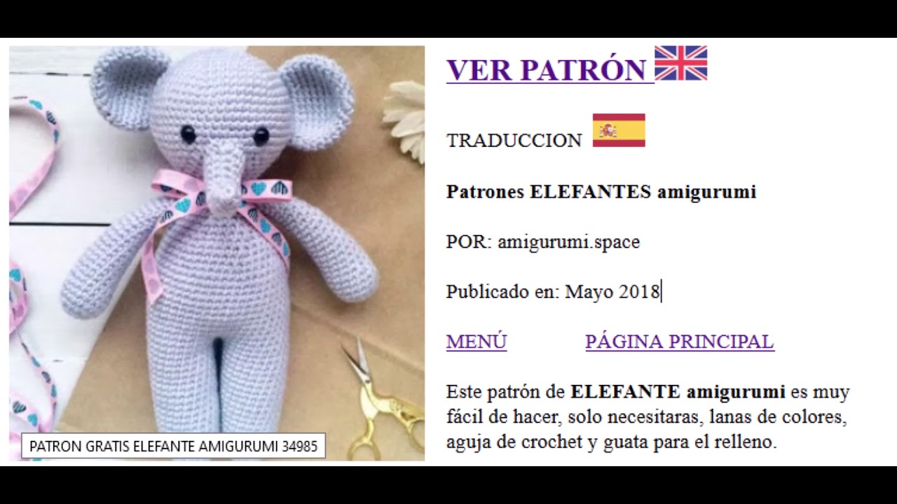 Crochet Doll - Free Tutorial & Pattern | Muñecos de ganchillo ... | 720x1280