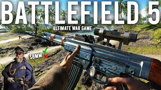 Battlefield 5 - The Ultimate War Game...