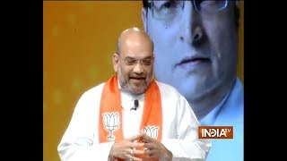 I won't comment against Rahul Gandhi's remark, says Amit Shah | Chu...