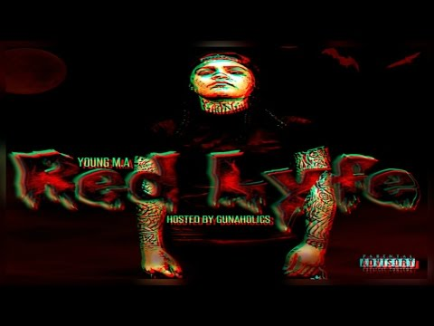 Young M.A - RedLyfe [Hosted By GunAHolics] (Full Mixtape)