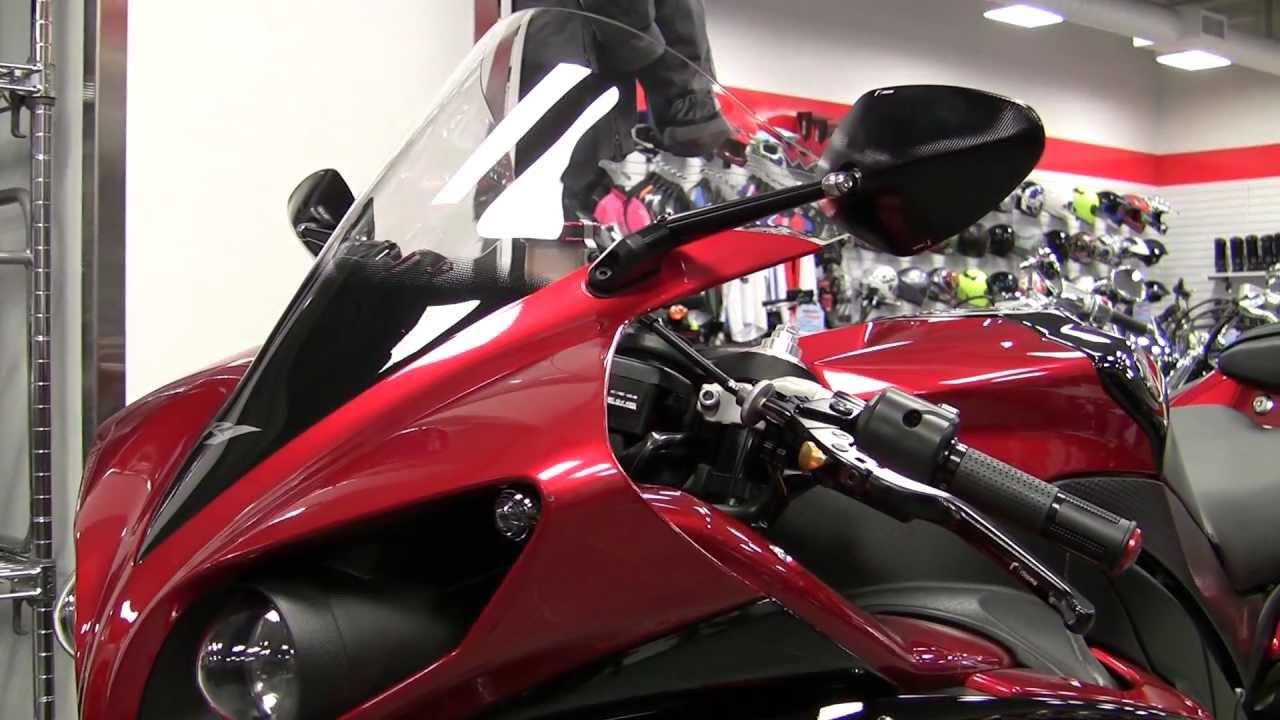 Yamaha Motorcycle Mirrors