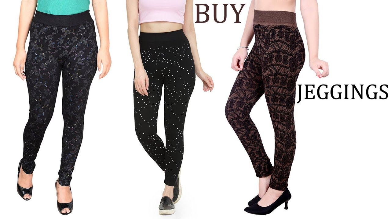c0f9505e1b427 Top 15 jeggings designs for girls   latest jeggings for girls/ ladies online  on amazon
