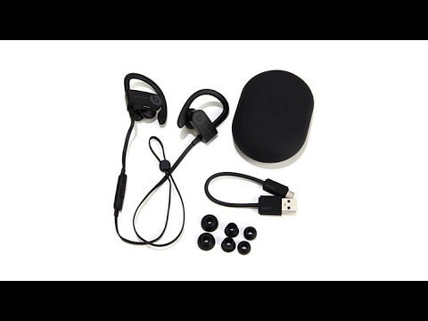 4f1dd8def0d Beats Powerbeats 3 Wireless Earphones with Case - YouTube