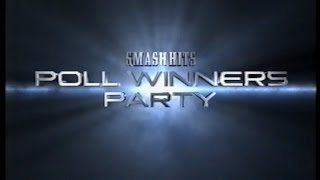 Smash Hits Poll Winners Party 1998