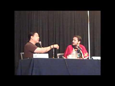 Dragon*Con 2011 - Wil Wheaton w/ Garrett Wang - Discussing meeting William Shatner