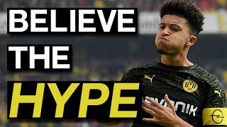 Why Jadon Sancho Chose Dortmund Over City | Jadon Sancho Bio (2018) | Everything You Need to Know!