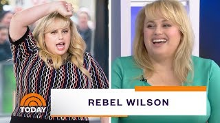 Rebel Wilson's Funniest Interviews on TODAY