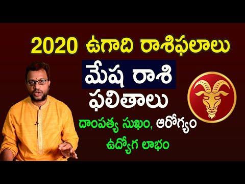 Ugadi Mesha Rasi Phalalu 2020 | Aries Horoscope | మేష రాశి ఫలితాలు | Ch Nagaraj | 99Telugu Bhakti