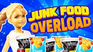 Barbie - Junk Food Overload | Ep.26