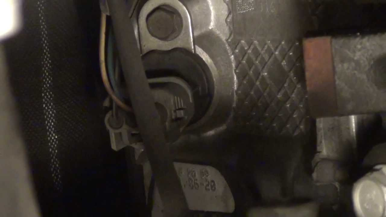 medium resolution of jeep grand cherokee 2007 laredo 3 7l v6 replacing crankshaft and camshaft position sensors youtube