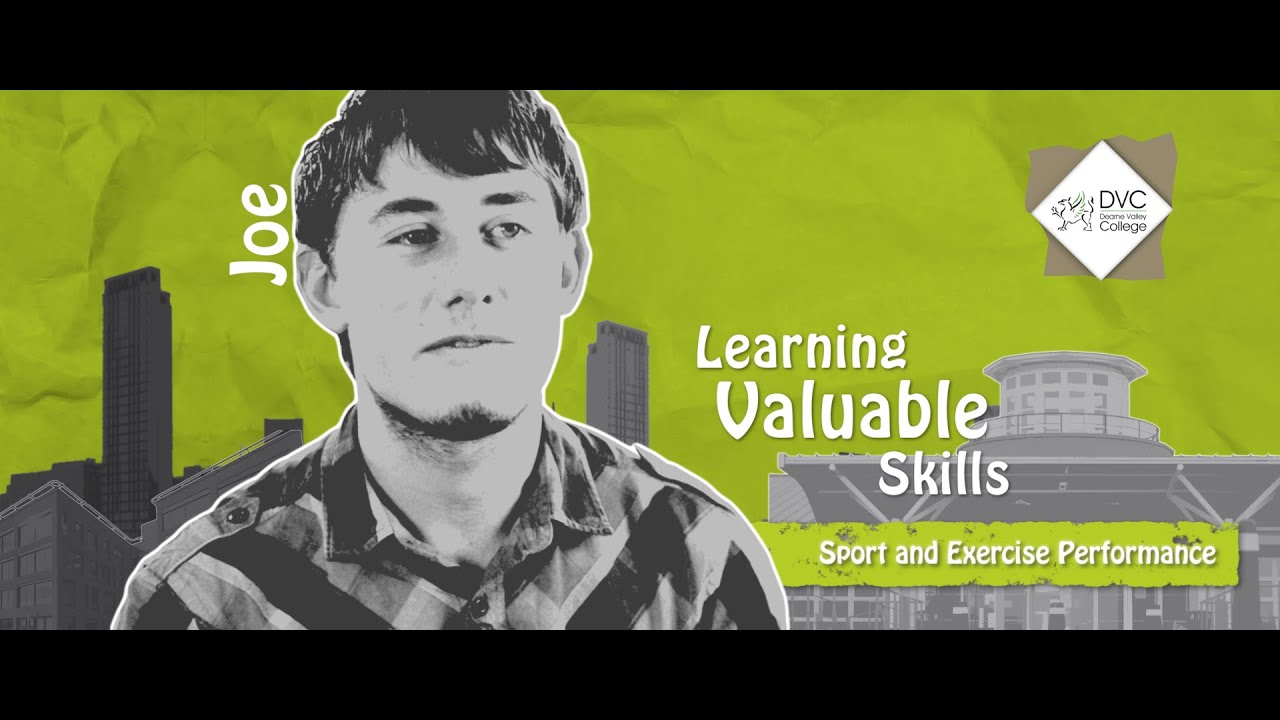 Joe - Dearne Valley College - Sport & Exercise Performance