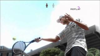Virtua Tennis 4 Gameplay Demo (Xbox 360)