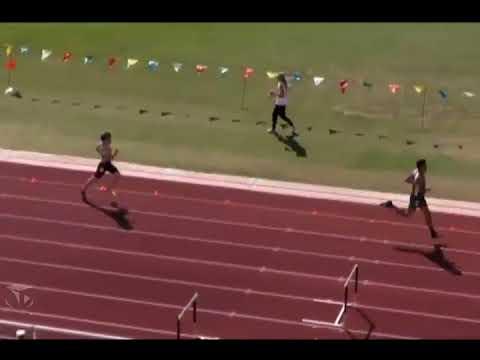 Women and Men 800 Meter Run Seeded Finals