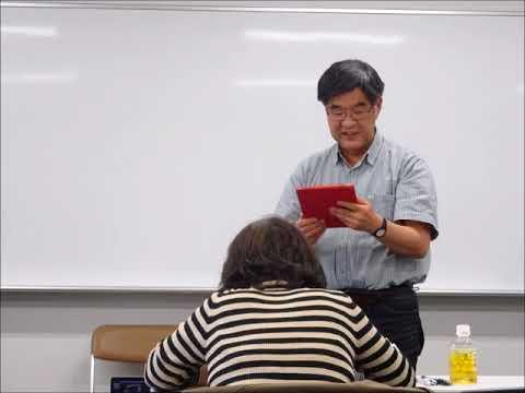 放送大學授業參加DST 「ラジオ番組制作実習」(佐治真規子講師) - YouTube