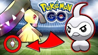 Solo Raids with ONLY Castform! Pokemon Go with MandJTV