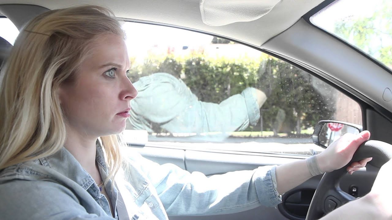The Road Rage Test