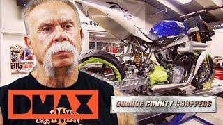 Ein straßentaugliches Sport-Bike?   American Chopper   DMAX Deutschland