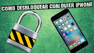 como desbloquear iphone 4 5 5c 5s 6 6plus 6s bloqueado 2015