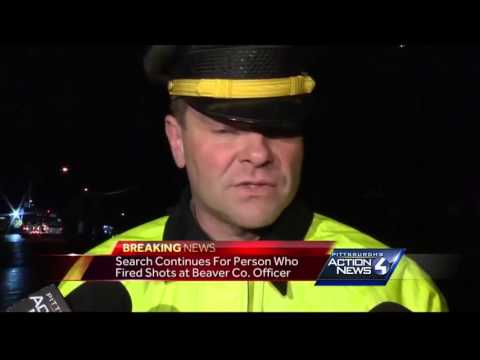 Police officer shot in Harmony Township, Beaver County