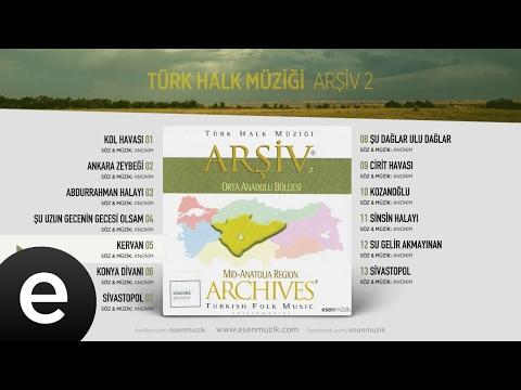Kervan (Türk Halk Müziği) Official Audio #kervan #türkhalkmüziği