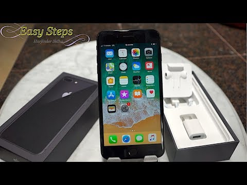 How to Reset iPhone 8 Plus to Factory Settings | Original Settings