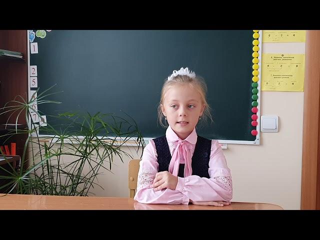 Изображение предпросмотра прочтения – ВалерияКаткова читает произведение «Пороша (Еду. Тихо. Слышны звоны…)» С.А.Есенина