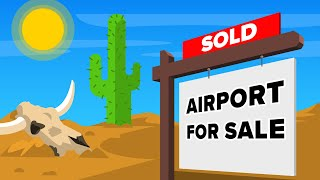 Man Sells an Airport That Doesn't Exist