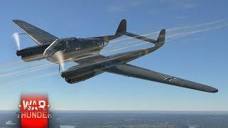 Warthunder Realistic Battle  Fw 189 Ace