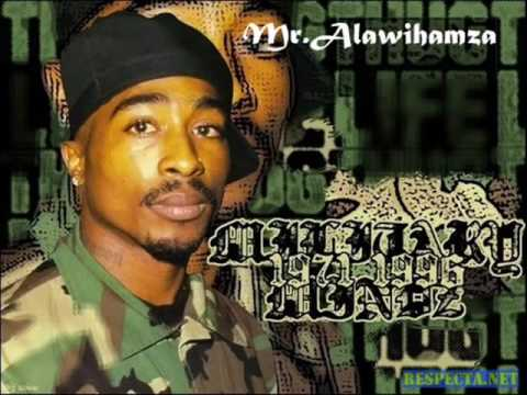 2Pac - Brothaz At Arms