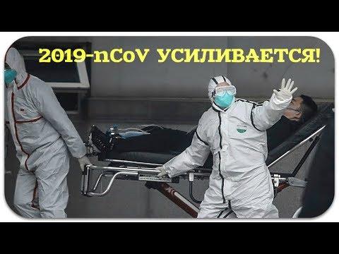 8 февраля 2020 / #коронавирус становится сильнее, предупреждает Китай