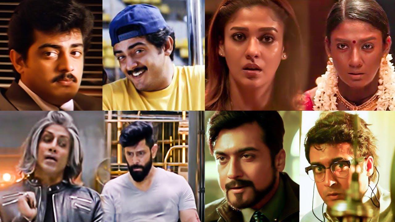 தனக்கு தானே Villain ஆனா நடிகர்கள் | Vijay, Rajini, Kamal, Vikram, Suriya, Nayanthara | Tamil News