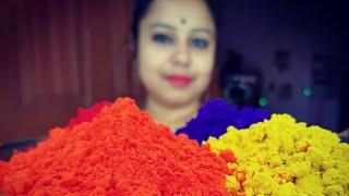 Holi vlog || Holi celebration  || Special Lunch