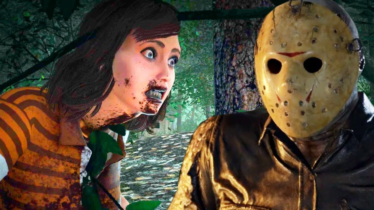 lone survivor friday the 13th game