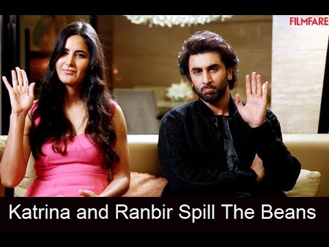 Ranbir Kapoor And Katrina Kaif Reveal Hidden Secrets