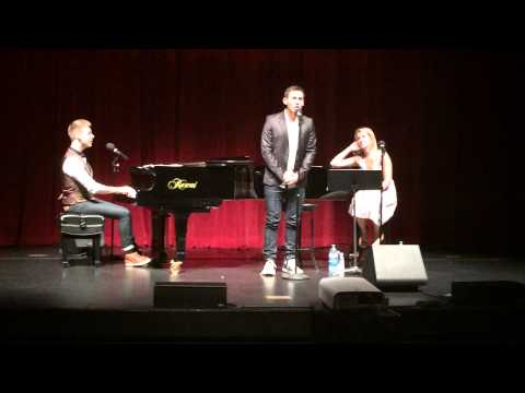 In Short from Edges, performed by Benj Pasek and Justin Paul