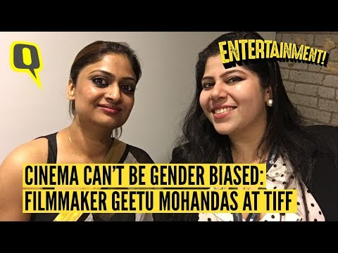 Filmmaker Geetu Mohandas on the Premiere of Her Film 'Moothon' at TIFF | The Quint