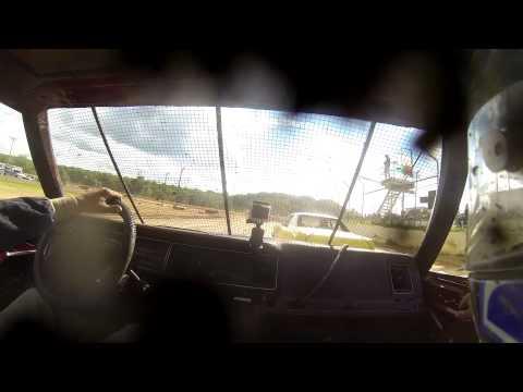 100 Lap V8 Enduro at Dog Hollow Speedway 8-24-14