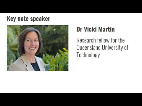 CitSciOzOnline EMCR Keynote: Research About Citizen Science - Dr Vicki Martin