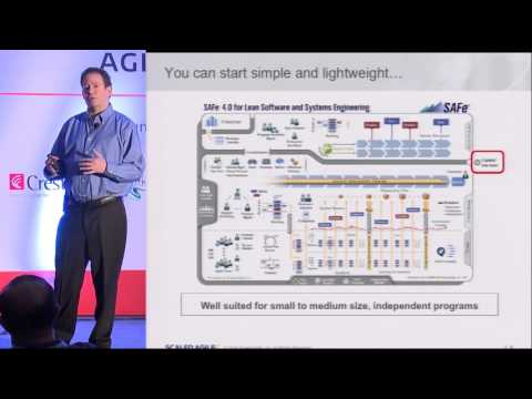 Keynote: The Lean Agile Enterprise Awakens: Scalable and Modular is the Future by Richard Knaster