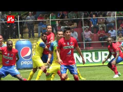 Video:  Municipal 1-0 Cobán Imperial - Apertura 2017, Jornada 02