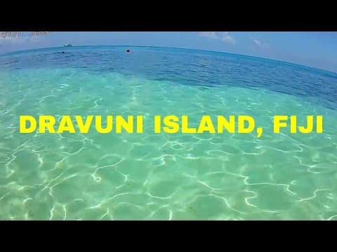 Dravuni Island, Fiji- Swimming with the Kaiser Baas X150- Part 1