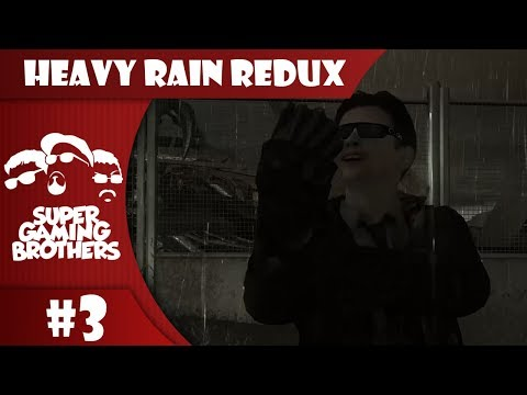 SGB Play: Heavy Rain Redux - Part 3 | How Bout That Freebie?