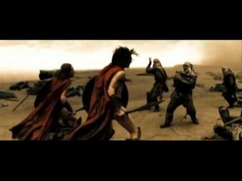 300 music video - Figure 09 (Linkin Park)