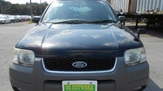 Stock No.2168 FORD ESCAPE 2002