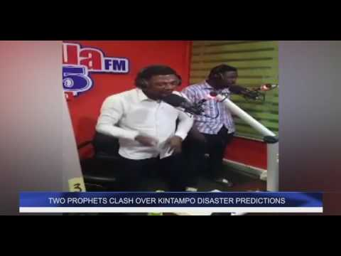 TWO PROPHETS CLASH OVER KINTAMPO DISASTER PREDICTIONS