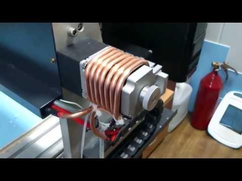 CNC Stepdir 0609: система водяного охлаждения для шаговых двигателей