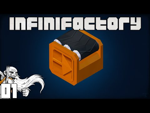"""GENNY THE PUZZLE HAMSTER!!!"" - InfiniFactory Part 1 - 1080p HD PC Gameplay Walkthrough"