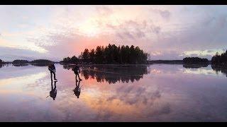 SSSK på Viksjön
