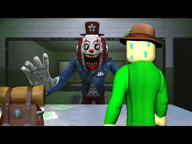 Roblox Circus Trip The Giggler Death Roblox Circus Trip Baldi Is A Witness Of Giggler S Crime Roblox Camping Youtube