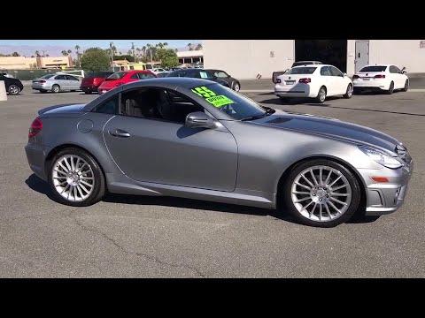 2009 Mercedes-Benz SLK Palm Springs, Palm Desert, Cathedral City, Coachella Valley, Indio, CA 216063
